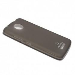 Futrola za Motorola Moto C leđa Durable - siva