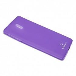 Futrola za Nokia 3 leđa Durable - ljubičasta