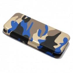 Futrola za iPhone 5/5s/SE preklop bez magneta bez prozora Army - model 2