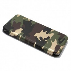 Futrola za iPhone 6 Plus/6s Plus preklop bez magneta bez prozora Army - model 1