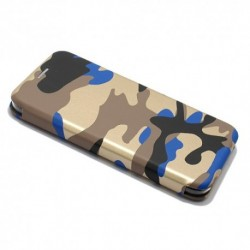 Futrola za iPhone X/XS preklop bez magneta bez prozora Army - model 2