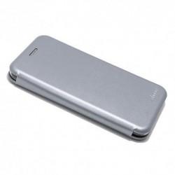 Futrola za iPhone X/XS preklop bez magneta bez prozora iHave - siva