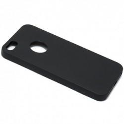 Futrola za iPhone 5/5s/SE leđa Ultra tanki kolor - crna