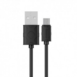 USB data kabal za Android micro Baseus Yaven (1m) - crna