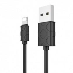 USB data kabal za iPhone Baseus Yaven (1m) - crna