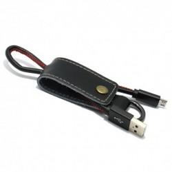 USB data kabal za Android micro Pendant - crna
