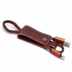 USB data kabal za iPhone Pendant - crvena