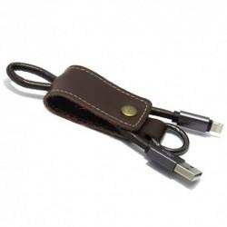 USB data kabal za iPhone Pendant - ljubičasta