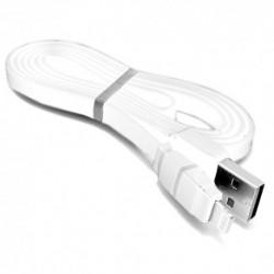 USB data kabal za iPhone Remax Breathe RC-029i (1m) - bela