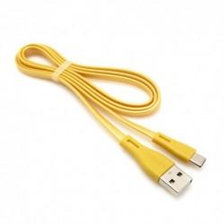 USB data kabal za Android type C Remax Full speed pro RC-090 (1m) - zlatna