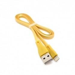 USB data kabal za iPhone Remax Full speed pro RC-090 (1m) - zlatna