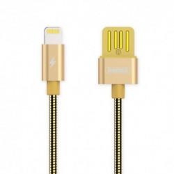 USB data kabal za iPhone Remax Tinned Copper RC-080 (1,2m) - zlatna
