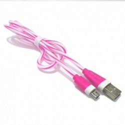 USB data kabal za Android micro TD-LTE TD-CA203 - pink