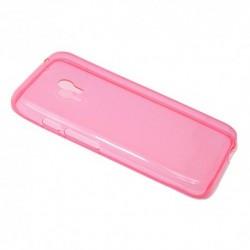 "Futrola za Alcatel One Touch Pixi 4 5"" (4G) leđa Ultra tanki silikon - pink"