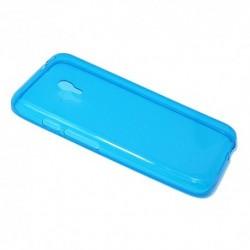 "Futrola za Alcatel One Touch Pixi 4 5"" (4G) leđa Ultra tanki silikon - plava"