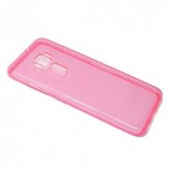 Futrola za Asus Zenfone 3 ZE552KL leđa Ultra tanki silikon - pink
