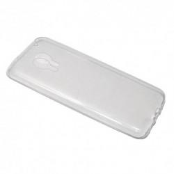 Futrola za Meizu MX4 leđa Ultra tanki silikon - bela