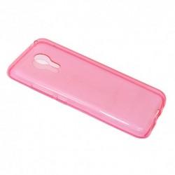 Futrola za Meizu MX5/MX5e/MX5e lite leđa Ultra tanki silikon - pink