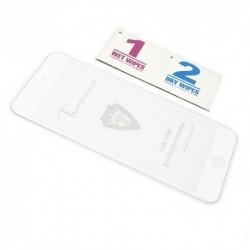 Zaštitno staklo za iPhone 6 Plus/6s Plus (2,5D) - bela