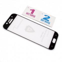 Zaštitno staklo za Samsung Galaxy A8 Plus (2018) (2,5D) - crna