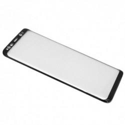 Zaštitno staklo za Samsung Galaxy S8 (zakrivljeno 3D) - crna