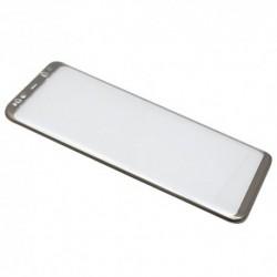 Zaštitno staklo za Samsung Galaxy S8 Plus (zakrivljeno 3D) - zlatna