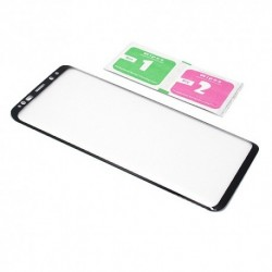 Zaštitno staklo za Samsung Galaxy S9 (zakrivljeno 3D) - crna