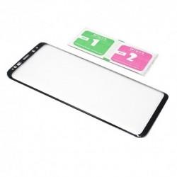 Zaštitno staklo za Samsung Galaxy S9 Plus (zakrivljeno 3D) - crna