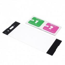 Zaštitno staklo za Sony Xperia XA (zakrivljeno 3D) - crna