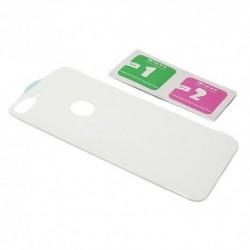 Zaštitno staklo za iPhone 7 Plus/8 Plus (zakrivljeno 4D) zadnje - bela