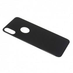 Zaštitno staklo za iPhone X/XS/11 Pro (zakrivljeno 5D) pun lepak zadnje - crna