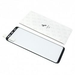 Zaštitno staklo za Samsung Galaxy S8 (zakrivljeno 3D) Baseus Arc - crna