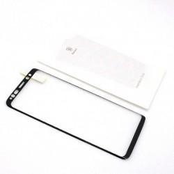 Zaštitno staklo za Samsung Galaxy S9 (zakrivljeno 3D) Baseus Arc - crna