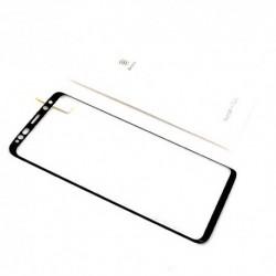 Zaštitno staklo za Samsung Galaxy S9 Plus (zakrivljeno 3D) Baseus Arc - crna