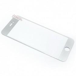 Zaštitno staklo za iPhone 6 Plus/6s Plus Color - srebrna