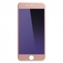 Zaštitno staklo za iPhone 7 Plus/8 Plus Remax Gener Anti Blue-ray (3D) - roza