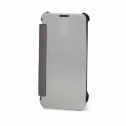 Futrola za iPhone 6 Plus/6s Plus preklop bez magneta bez prozora See - srebrna