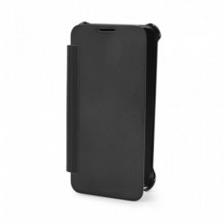 Futrola za iPhone 7 Plus/8 Plus preklop bez magneta bez prozora See - crna