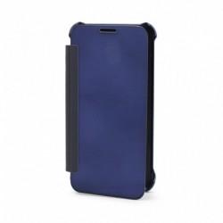Futrola za iPhone 7/8/SE (2020)/SE2 preklop bez magneta bez prozora See - teget