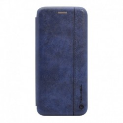 Futrola za iPhone 6 Plus/6s Plus preklop bez magneta bez prozora Teracell Leather - plava