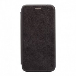 Futrola za iPhone 6/6s preklop bez magneta bez prozora Teracell Leather - crna