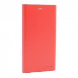Futrola za Nokia 5 preklop bez magneta bez prozora iHave Elegant - crvena