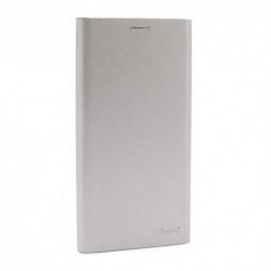 Futrola za Nokia 6 preklop bez magneta bez prozora iHave Elegant - siva