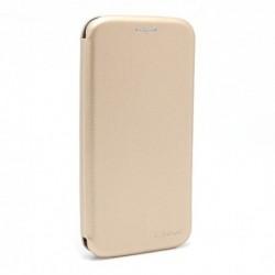 Futrola za Motorola Moto G6 preklop bez magneta bez prozora iHave - zlatna