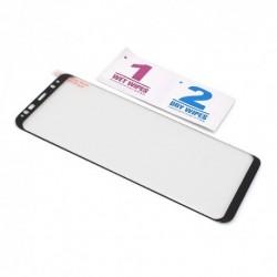 Zaštitno staklo za Samsung Galaxy S8 Plus (zakrivljeno 3D) pun lepak NT - crna