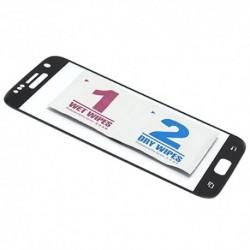 Zaštitno staklo za Samsung Galaxy S7 (zakrivljeno 3D) - crna
