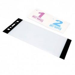 Zaštitno staklo za Sony Xperia XA2 Ultra (zakrivljeno 3D) - crna