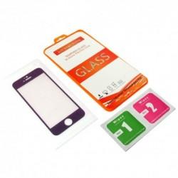 Zaštitno staklo za iPhone 5/5s/SE - Plava