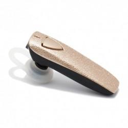 Slušalice bluetooth C1 - zlatna