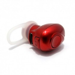 Slušalice bluetooth E4 - crvena